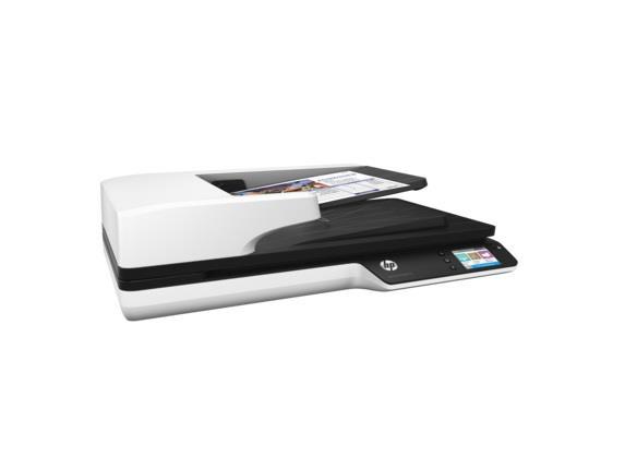 Сканер А4 HP ScanJet Pro 4500 f1 Network (L2749A) - купить в интернет-магазине Анклав