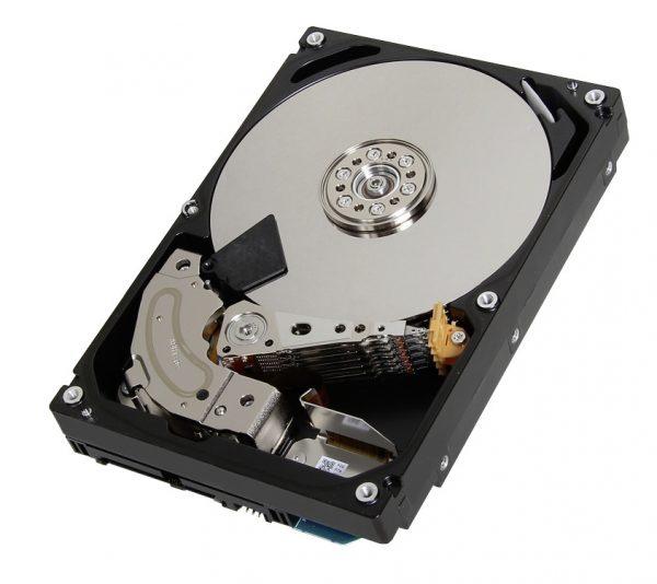 Накопичувач HDD SATA 2TB Toshiba 7200rpm 128MB (MG04ACA200E) - купить в интернет-магазине Анклав