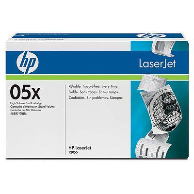 Картридж HP 05X LJ P2055D/2055DN (max) (CE505X) - купить в интернет-магазине Анклав