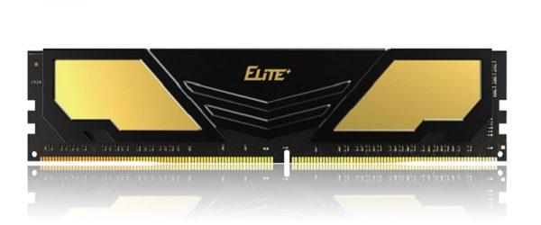 Модуль памяти DDR4 16GB/2400 Team Elite Plus Gold/Black (TPD416G2400HC1601) - купить в интернет-магазине Анклав