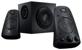Акустична система Logitech Z623 Black (980-000403) - купить в интернет-магазине Анклав