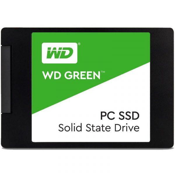 "Накопичувач SSD  120GB WD Green 2.5"" SATAIII TLC (WDS120G2G0A) - купить в интернет-магазине Анклав"
