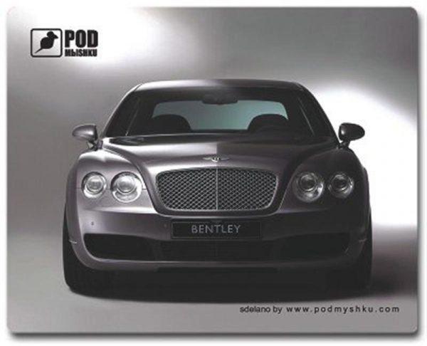 Коврик для мыши Podmyshku Bentley - купить в интернет-магазине Анклав
