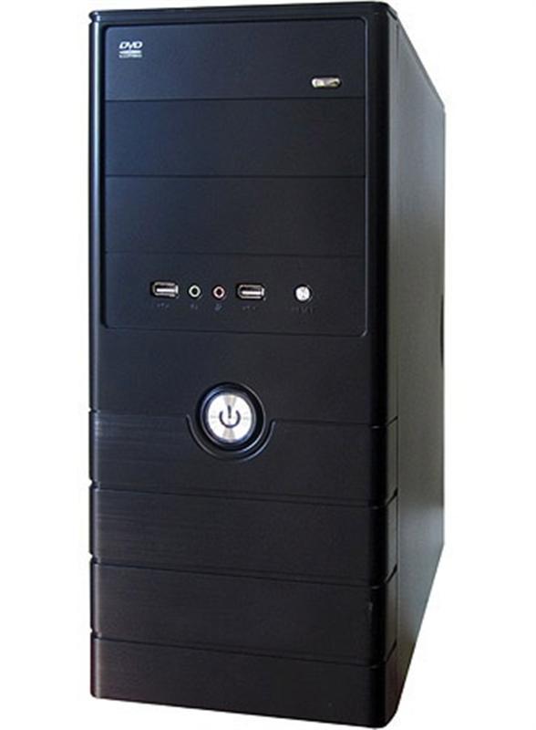 Корпус Delux MD251 Black 450W - купить в интернет-магазине Анклав