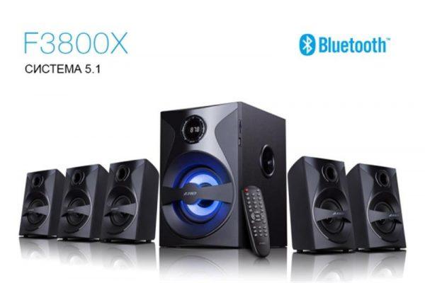 Акустична система F&D F3800X Black - купить в интернет-магазине Анклав