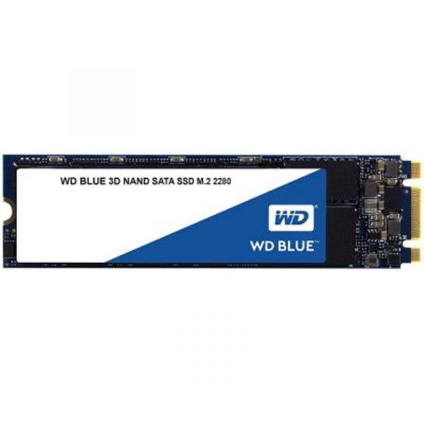 SSD 2TB WD Blue M.2 2280 SATAIII 3D TLC (WDS200T2B0B) - купить в интернет-магазине Анклав