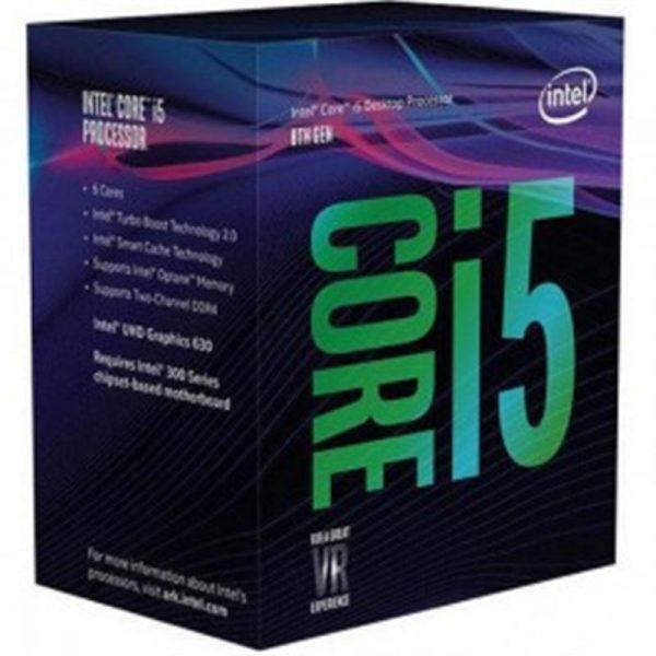 Intel Core i5 8400 2.8GHz (8MB, Coffee Lake, 65W, S1151) Box (BX80684I58400) - купить в интернет-магазине Анклав