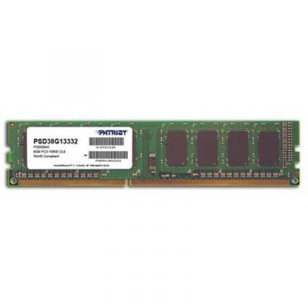 Модуль пам`яті DDR3 8GB/1333 Patriot Signature Line (PSD38G13332) - купить в интернет-магазине Анклав