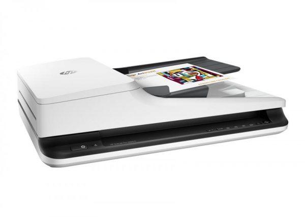 Сканер А4 HP ScanJet Pro 2500 f1 (L2747A) - купить в интернет-магазине Анклав