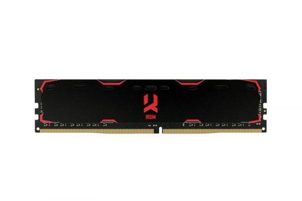 Модуль памяти DDR4 8GB/2400 GOODRAM Iridium Black (IR-2400D464L17S/8G) - купить в интернет-магазине Анклав