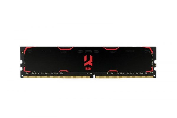 Модуль памяти DDR4 16GB/2400 GOODRAM Iridium Black (IR-2400D464L17/16G) - купить в интернет-магазине Анклав