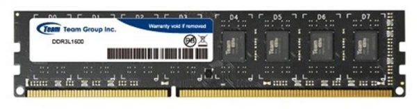 Модуль памяти DDR3 8GB/1600 1,35V Team Elite (TED3L8G1600C1101) - купить в интернет-магазине Анклав