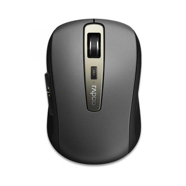 Мышь Bluetooth Rapoo MT350 Black - купить в интернет-магазине Анклав
