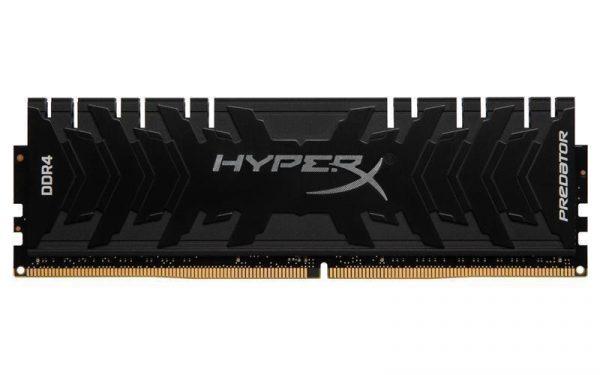DDR4 16GB/3200 Kingston HyperX Predator Black (HX432C16PB3/16) - купить в интернет-магазине Анклав