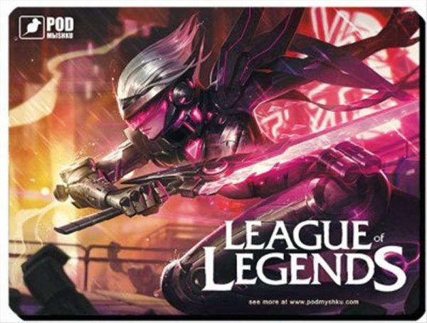 Игровая поверхность Podmyshku Game League of Legends-S - купить в интернет-магазине Анклав