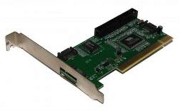Контроллер Atcom (8757) PCI SATA(3port)+IDE (1port), VIA 6421 - купить в интернет-магазине Анклав