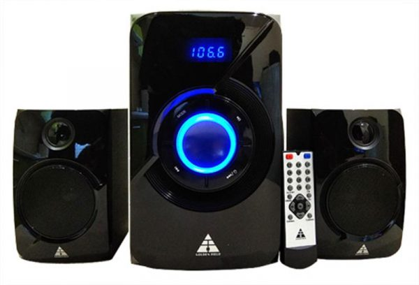 Акустична система Golden Field LA-165C BT Black - купить в интернет-магазине Анклав