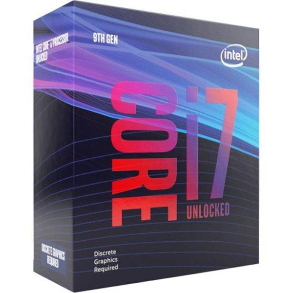 Процесор Intel Core i7 9700KF 3.6GHz (12MB, Coffee Lake, 95W, S1151) Box (BX80684I79700KF) - купить в интернет-магазине Анклав