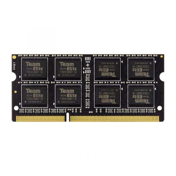 Модуль памяти SO-DIMM 4GB/1333 DDR3 Team (TED34G1333C9-S01) - купить в интернет-магазине Анклав