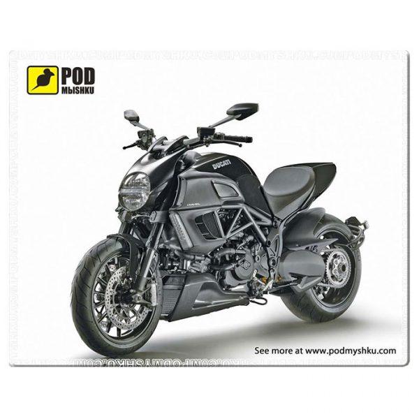 Коврик для мыши Podmyshku Ducati Diavel - купить в интернет-магазине Анклав