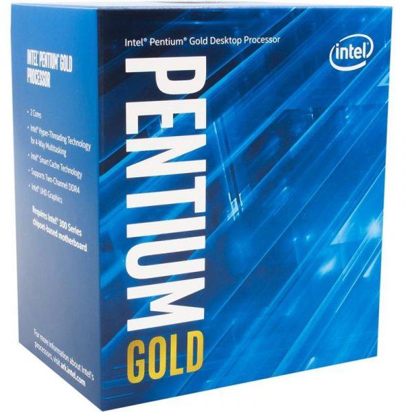 Intel Pentium G6400 (BX80701G6400) Socket 1200 - купить в интернет-магазине Анклав