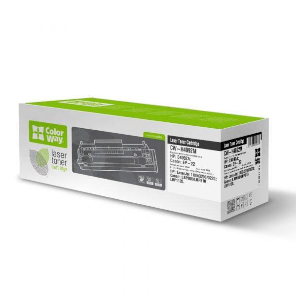 Картридж CW (CW-H4092M) HP LJ 1100 (C4092A)/Canon EP-22 NEW - купить в интернет-магазине Анклав