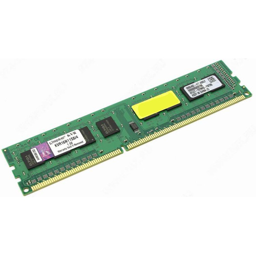 Модуль памяти  DDR3 4GB/1600 Kingston (KVR16N11S8/4) - купить в интернет-магазине Анклав
