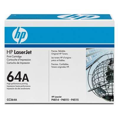Картридж HP 64A LJ P4014/ 4015/ P4515 series (CC364A) - купить в интернет-магазине Анклав