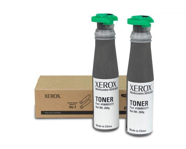 Тонер-картридж Xerox (106R01277) WC5016/5020 Dual Pack - купить в интернет-магазине Анклав