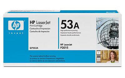 Картридж HP 53A LJ P2015 (Q7553A) - купить в интернет-магазине Анклав