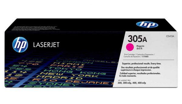 Картридж HP 305A LJ Pro M351/451/475 Magenta (CE413A) - купить в интернет-магазине Анклав