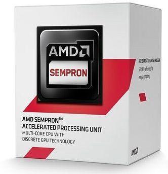 Процесор AMD Sempron X2 2650 AM1 BOX (SD2650JAHMBOX) - купить в интернет-магазине Анклав