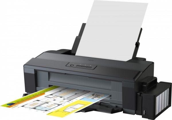 Принтер А3 Epson L1300 Фабрика печати  C11CD81402 - купить в интернет-магазине Анклав