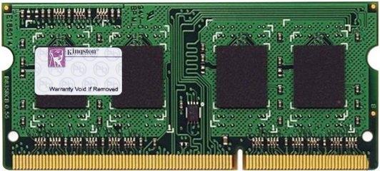 Модуль пам`ятi SO-DIMM 4GB/1600 1,35V DDR3L Kingston (KVR16LS11/4) - купить в интернет-магазине Анклав