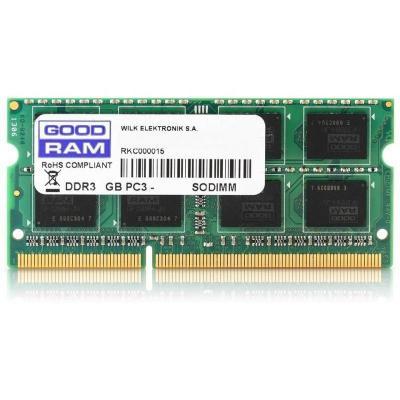 SO-DIMM 8GB/1600 1,35V DDR3L GOODRAM (GR1600S3V64L11/8G) - купить в интернет-магазине Анклав