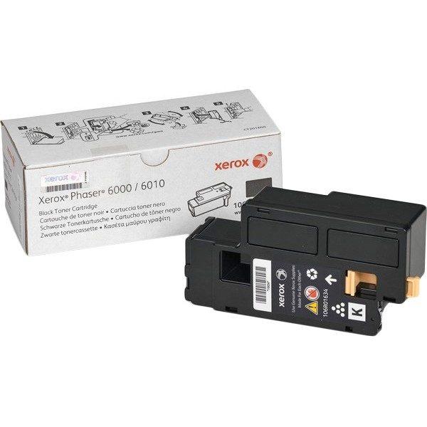 Картридж Xerox (106R01634) PH6000/6010N/WC6015 Black - купить в интернет-магазине Анклав