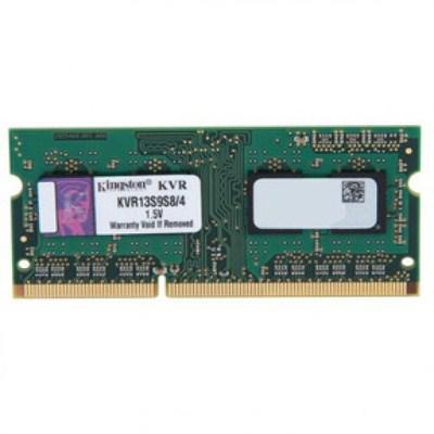Модуль памяти SO-DIMM 4GB/1333 DDR3 Kingston ValueRAM (KVR13S9S8/4) - купить в интернет-магазине Анклав