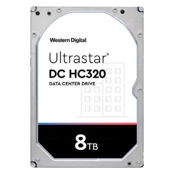 "Накопичувач 3.5"" 8TB WD SAS HUS728T8TAL5204 - купить в интернет-магазине Анклав"
