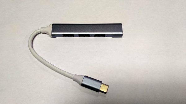 USB-TypeC-хаб to 4xUSB 3.0 (3228) - купить в интернет-магазине Анклав
