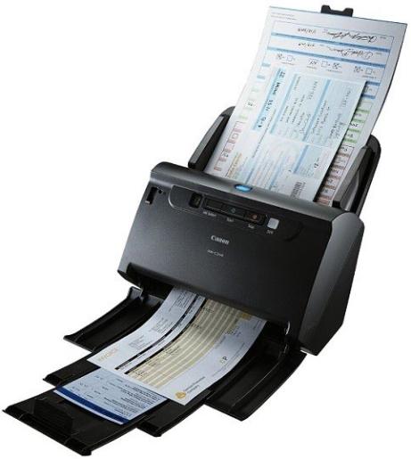 Документ-сканер А4 Canon DR-C240 0651C003 - купить в интернет-магазине Анклав