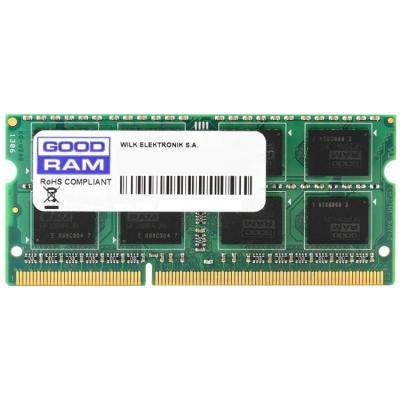 Модуль памяти SO-DIMM 8GB/2666 DDR4 GOODRAM (GR2666S464L19S/8G) - купить в интернет-магазине Анклав