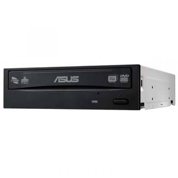Оптичний привід DVD+/-RW ASUS DRW-24D5MT/BLK/B/AS (90DD01Y0-B10010) SATA Black - купить в интернет-магазине Анклав