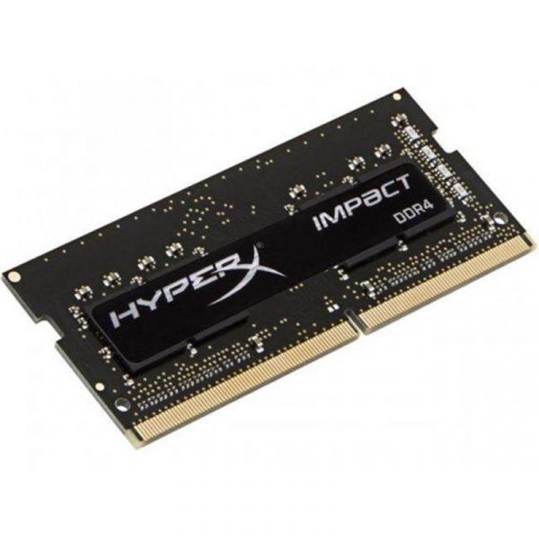 Модуль памяти SO-DIMM 8GB/2400 DDR4 Kingston HyperX Impact (HX424S14IB2/8) - купить в интернет-магазине Анклав