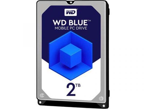 Накопичувач HDD 2.0TB WD Blue 5400rpm 128MB (WD20SPZX) - купить в интернет-магазине Анклав