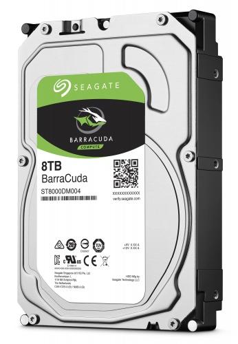 HDD SATA 8.0TB Seagate BarraCuda 256MB (ST8000DM004) - купить в интернет-магазине Анклав