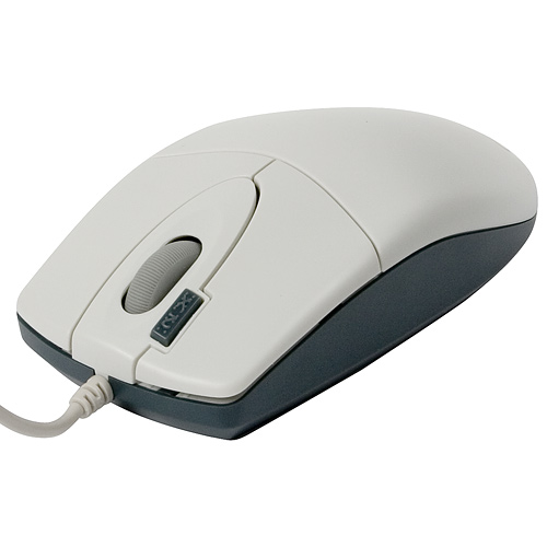 Мишка A4Tech OP-620D White USB - купить в интернет-магазине Анклав