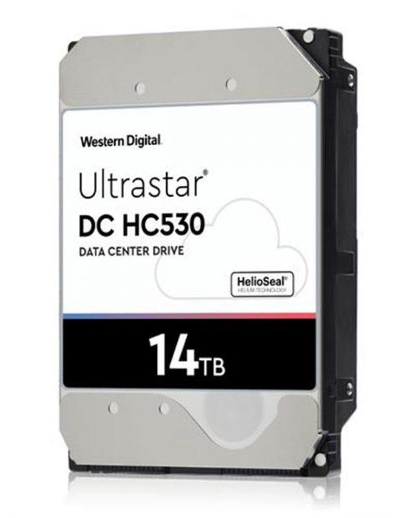 Накопичувач HDD SATA 14.0TB Hitachi (HGST) Ultrastar DC HC530 7200rpm 512MB (0F31284) - купить в интернет-магазине Анклав