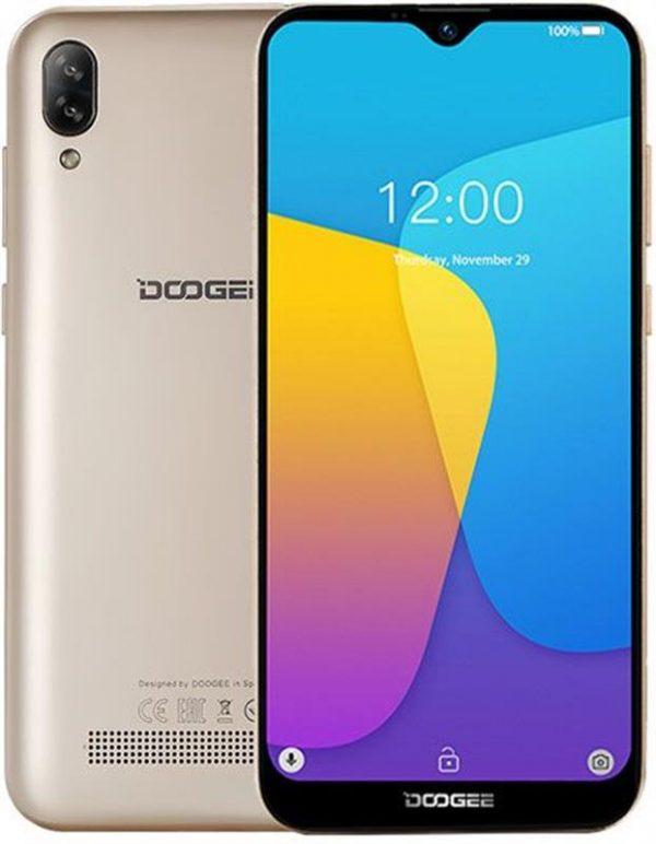 Смартфон Doogee X90 Dual Sim Gold - купить в интернет-магазине Анклав
