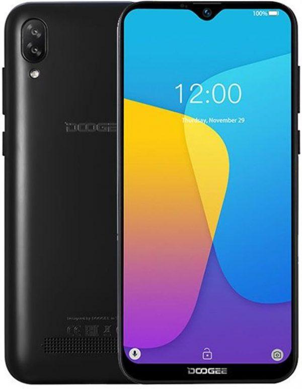 Смартфон Doogee X90 Dual Sim Black - купить в интернет-магазине Анклав