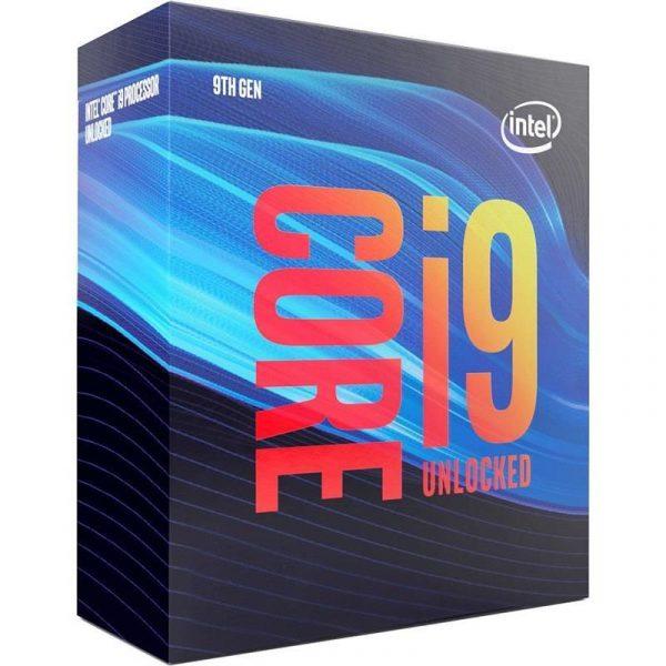 Процесор Intel Core i9 9900K 3.6GHz (16MB, Coffee Lake, 95W, S1151) Box (BX80684I99900K / BX806849900K) - купить в интернет-магазине Анклав